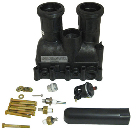 STA RITE | Manifold Body with Switches KIT (INCLUDES KEYS - 8, 9, 10, 11, 14, 21, 22, & 23) | 77707-0205