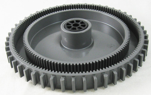 POOLVERGNUEGEN   THE POOL CLEANER WHEEL SUB ASSEMBLY 2x4x GRAY   896584000-532