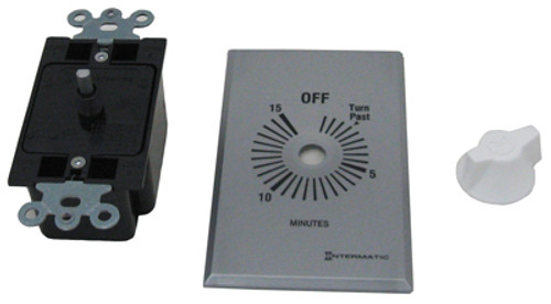 INTERMATIC   15 MINUTE TIMER - DPST   FF415M