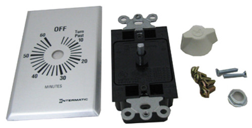 INTERMATIC   60 MINUTE TIMER - DPST   FF460M