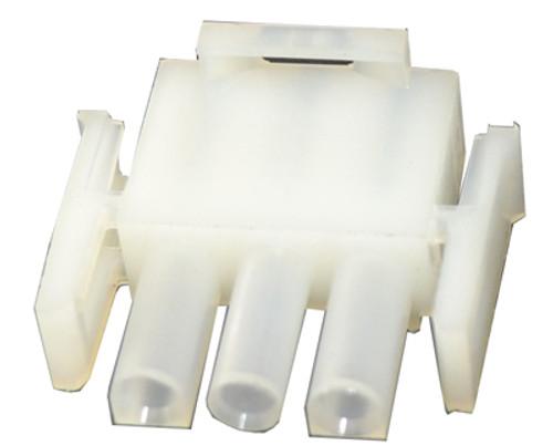 BALBOA | AMP, 3 PIN MALE PLUG, WHITE | 9650-60A