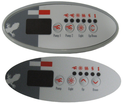 GECKO S-CLASS | ELECTRONIC SPA CONTROL | TSC-9