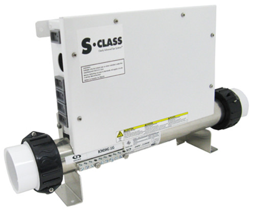 GECKO S-CLASS | ELECTRONIC SPA CONTROL | 0202-201024
