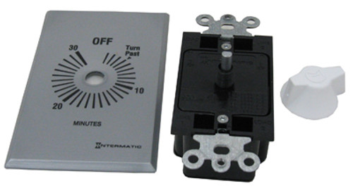 INTERMATIC   30 MINUTE TIMER - DPST   FF430M