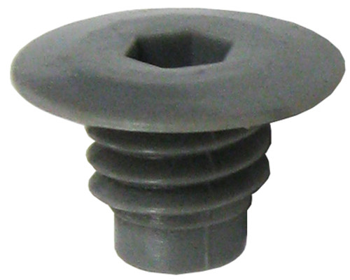 CUSTOM MOLDED PRODUCTS   AIR CHANNEL INJECTOR, GRAY   23031-001-000