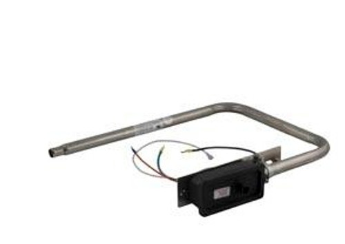 """Heater Assembly, Low Flow, D1, 5.5Kw, Dual Element Square Back """"Bay Spa"""" -- C3550"""