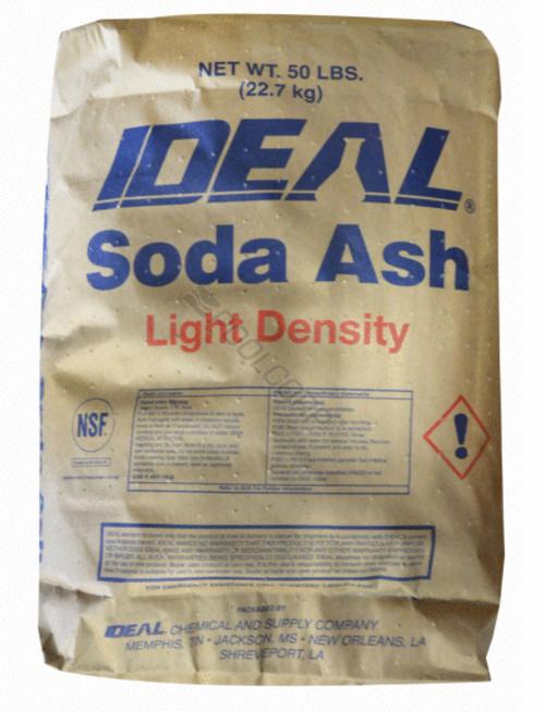 AAA-8603 50# LITE SODA ASH