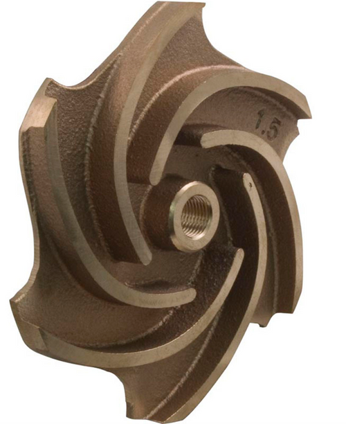 Impeller, Val-Pak AquaFlo A Series, 1.5 Horsepower, Bronze   5126-12