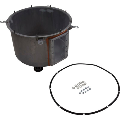 Combustion Chamber, MasterTemp/Max-E-Therm, Metal Tub, 9 Bolt |474957|
