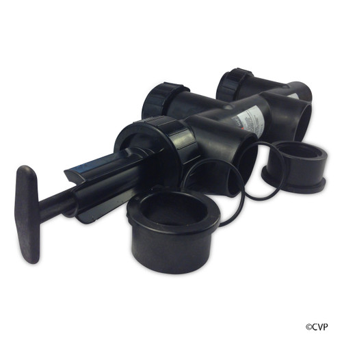 """Pentair    VALVE KIT PPV SM 2"""" WITH UNION ABS   263052   8 Inch Push Pull Valve Replacement BACKWASH Sand and D.E. Filter   263052"""