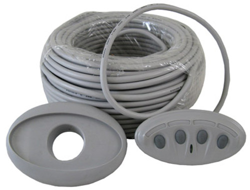 Pentair | Accessories | iS4 remote with 100 ft cable, gray | 520093