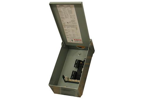 Siemens | OUTDOOR LOAD CENTER: 3R METAL ENCLOSURE | W0408ML1125-2