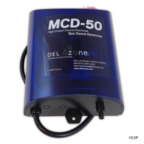 Del Ozone   OZONATOR   MCD-50 CD 110V W/MJJ CORD   MCD-50RPOZM