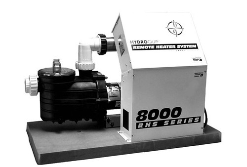 HydroQuip | PACK | ES8600 5.5KW 240V WITH PUMP/BLOWER/TOPSIDE | ES-8648-F