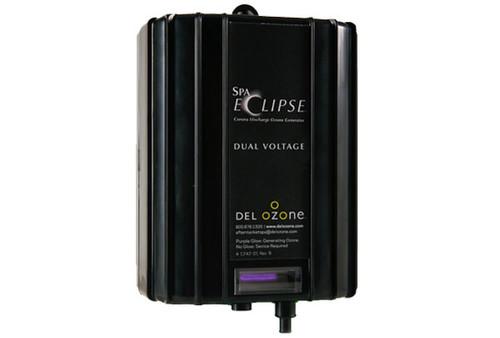 Del Ozone   OZONE GENERATOR   OZONE-ECLIPSE CD DUAL VOLTAGE WITH MJJ CORD   ECS-1RPOZM-DV