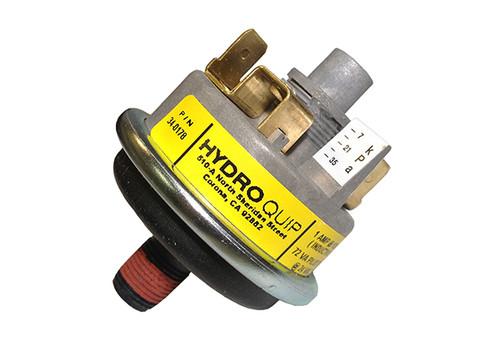"HydroQuip | PRESSURE SWITCH |  1AMP - SPST - 1/8"" NPT | 34-0178 TDI 3900"