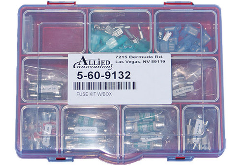 Allied Innovations   SERVICE KIT   FUSES & TERMINAL CONNECTORS (ASSORTED)   5-60-9132
