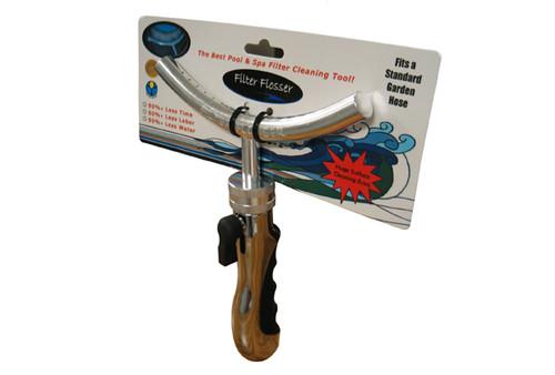 Filter Flosser   FILTER FLOSSER   CARTRIDGE FILTER CLEANING TOOL   4-05-0609