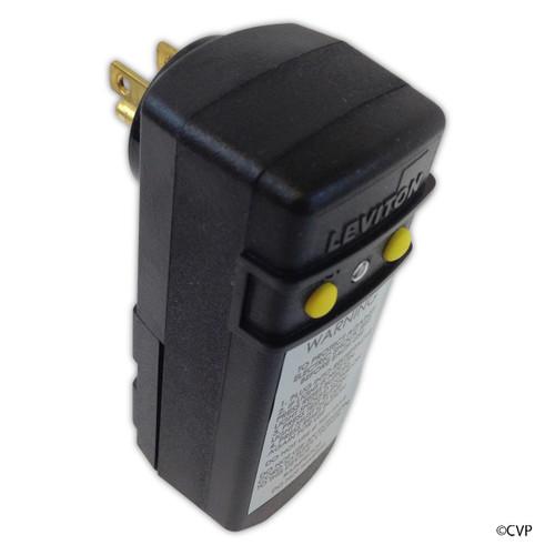 Leviton | Leviton Right Angle GFCI Plug15A | 60-134-1030