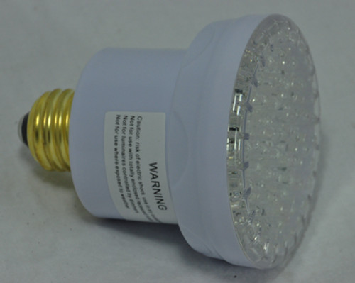 J & J ELECTRONICS | LED SPA LIGHT BULB, MULTICOLOR, 14 VOLT, 3G | LPL-7030-12-2A