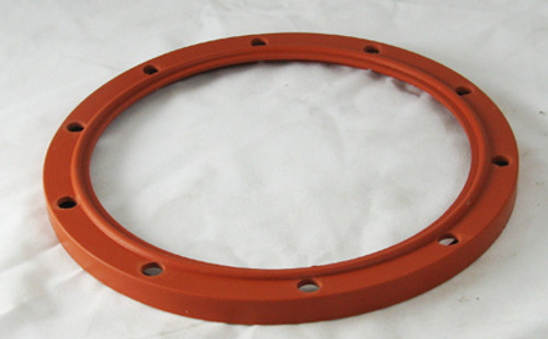 J & J ELECTRONICS | GUARDIAN POOL LENS GASKET FOR STA-RITE / SWIMQUIP FOR USE WITH STA-RITE / SWIMQUIP LIGHTS WITH A NOTCHED LENS | LPL-G-S