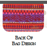 Laurel Burch Three Amigos Travel Tote Bag LB5261
