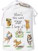 """Dog Theme Sleep Shirt Pajamas """"Whats This Word Stay"""" - 356OT"""