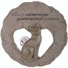 Cat Devoted Angel Memorial - Wall Decor or Stepping Stone 10040