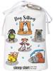 Dog Theme Sleep Shirt Pajamas - Dog Sitting - 155OT