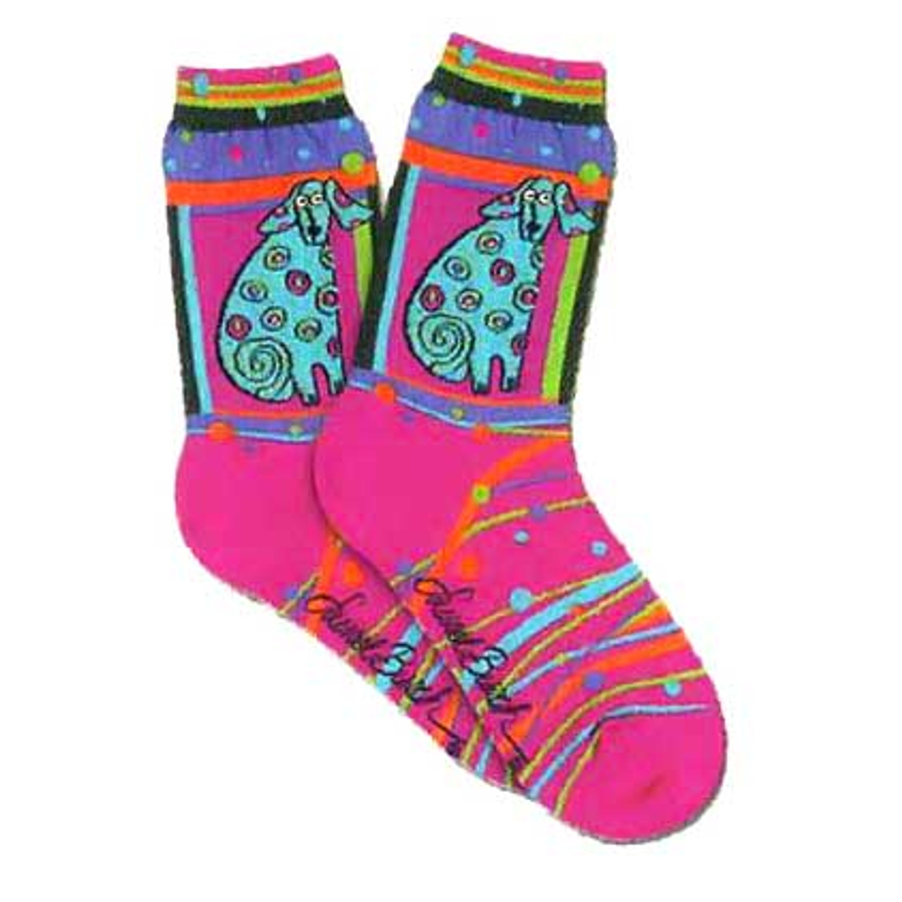 Laurel Burch Women/'s Matisse Socks