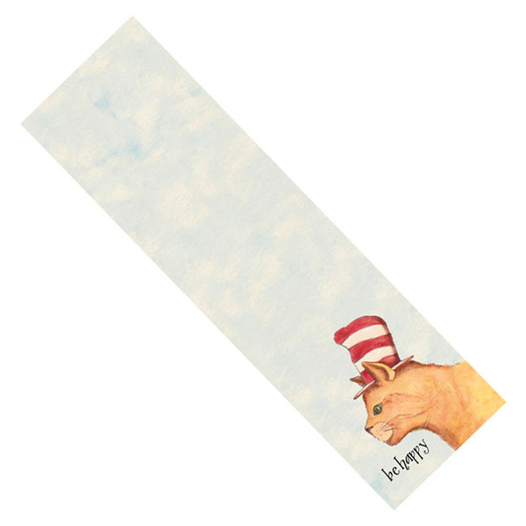 Happy Cat in the Hat Magnetic List Pad - 27894