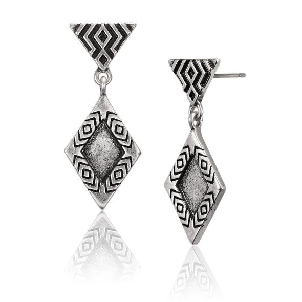 Tribal Rain Laurel Burch Earrings 6081