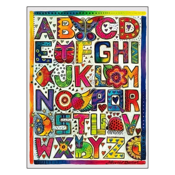 Laurel Burch HAPPY Baby Congratulations Card BCG17047