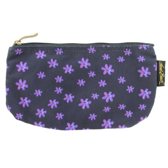 Laurel Burch Dog & Doggies 9x5 Cosmetic Bag LB5335B (LB5335B)