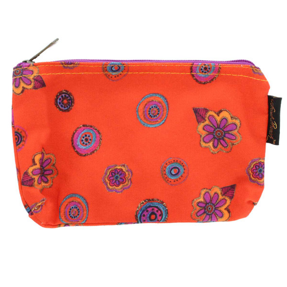 Laurel Burch Feline Friends 9x5 Cosmetic Bag LB5334B (LB5334B)