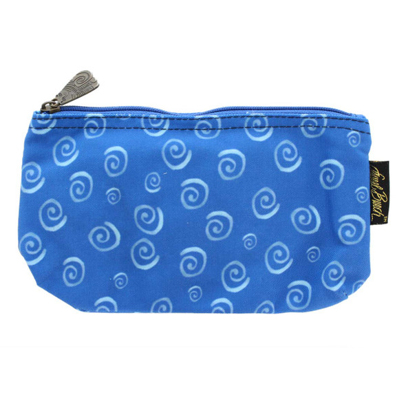 Laurel Burch Indigo Cats 9x5 Cosmetic Bag LB5332B (LB5332B)