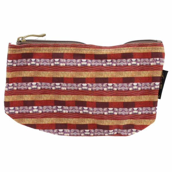 Laurel Burch Moroccan Mares 9x5 Cosmetic Bag LB5333B (LB5333B)