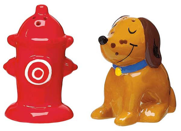 Dog No Bones About It Salt Pepper Shakers 76276