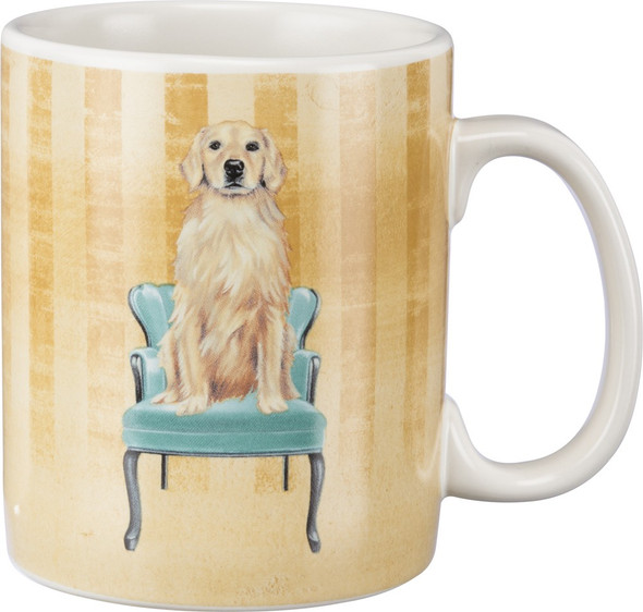 Mug - Golden Retriever - 20 oz