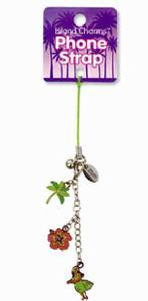 Charms Cell Phone Strap with Charms - 42147000