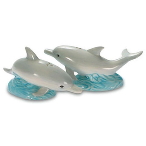 Dolphins Salt & Pepper Shakers 820-07