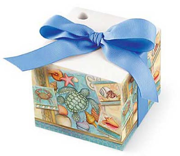 Sea Turtle Memo Cube 92-022