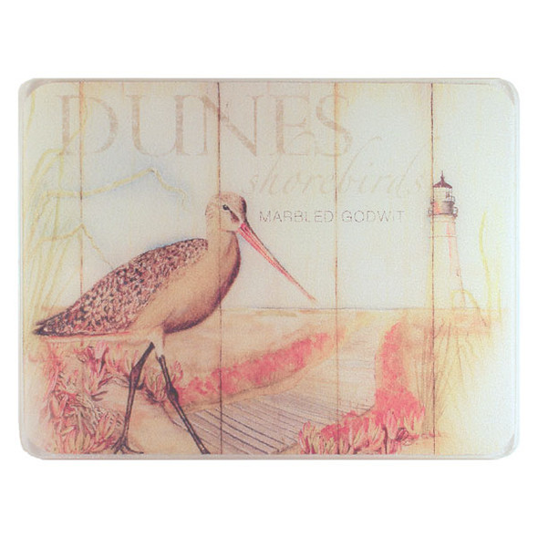 Bird Glass Surface Saver Large Cutting Board 21-00817