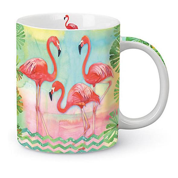 Flamingo Flock Coffee Mug - 815-20