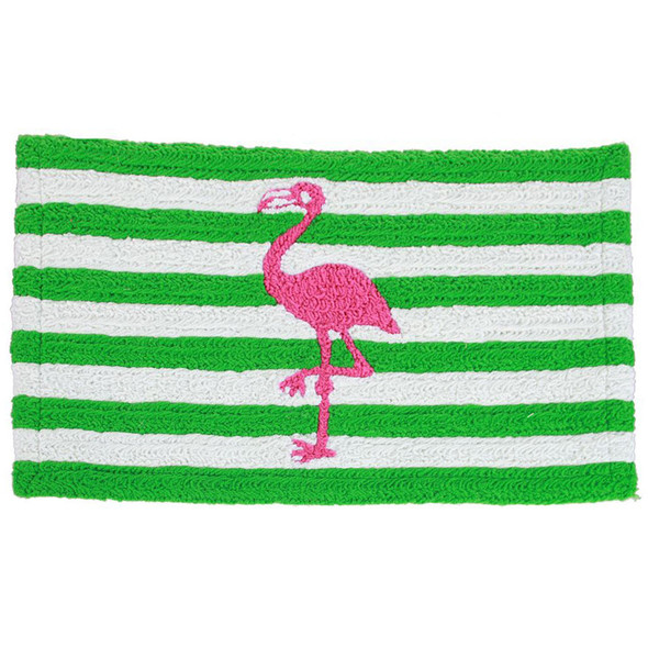 Flamingo Indoor Outdoor Floor Rug
