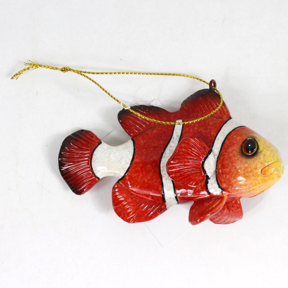 Clownfish Ornament