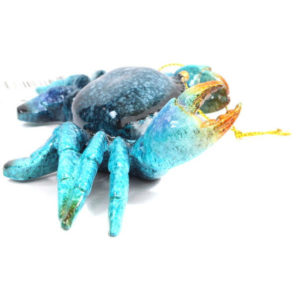 Blue Crab Ornament X-365