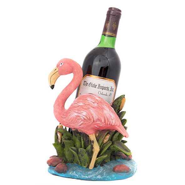 Flamingo Wine Bottle Holder - Wine Accessories