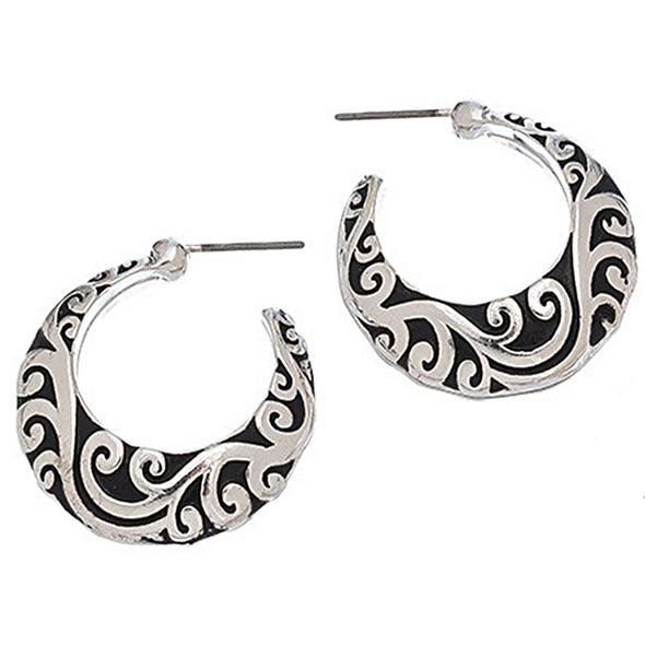 The Grow Hoop Earrings - 9277-57A