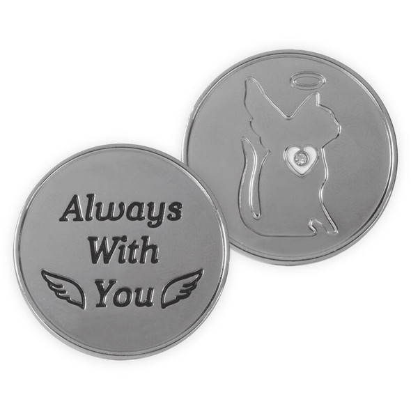Always With You CAT Memorial Token Coin 49861